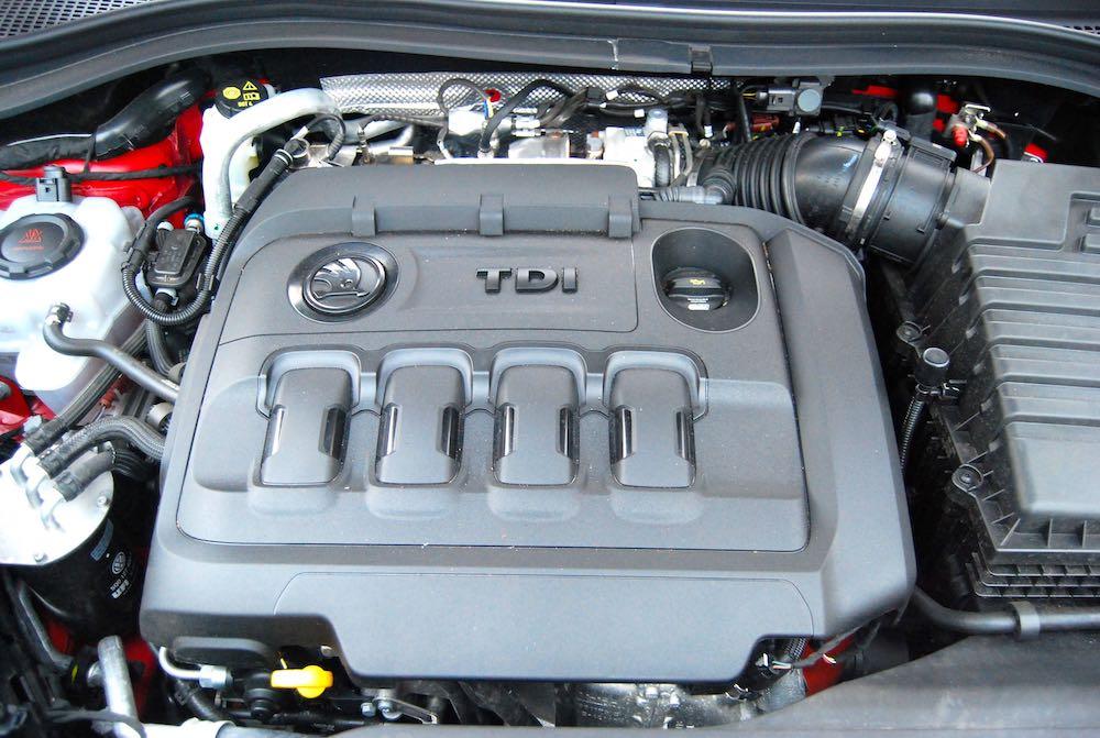 2019 skoda kodiaq vrs tdi diesel engine review roadtest