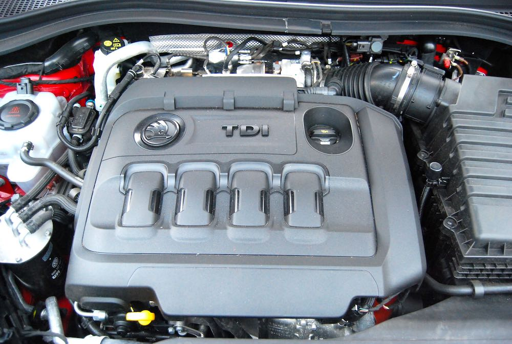 2019 skoda kodiaq vrs tdi diesel engine review roadtest