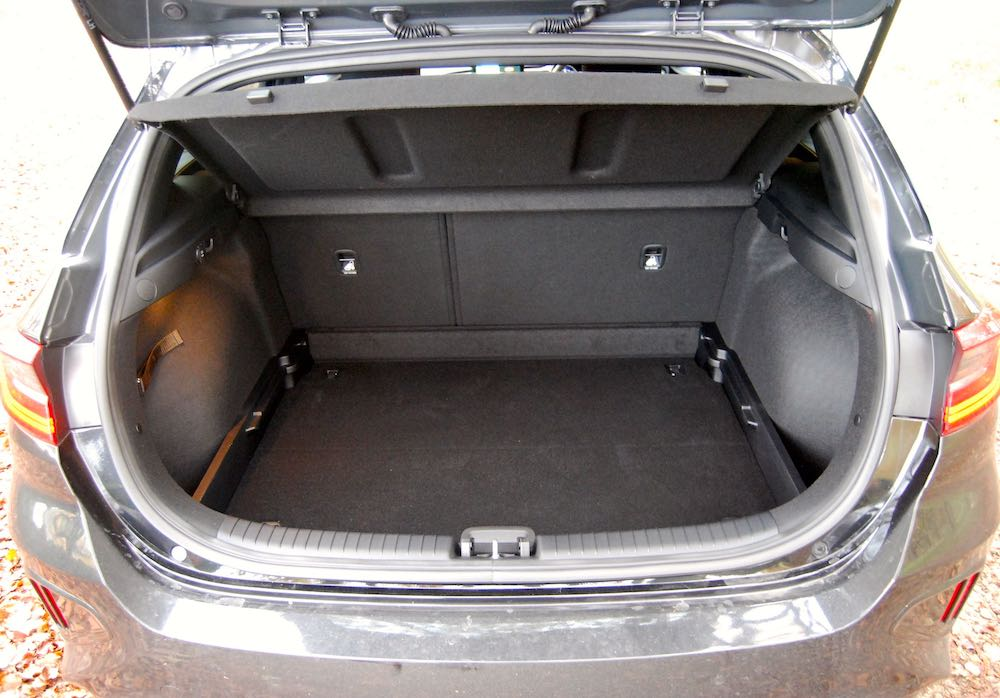 2019 kia ceed gt line boot trunk review roadtest