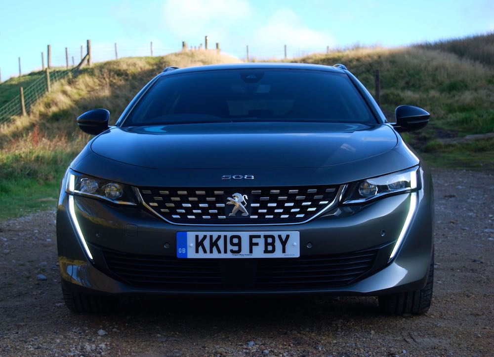 2019 peugeot 508 sw front review roadtest