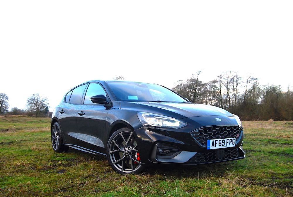 2020 ford focus st black hatch review roadtest