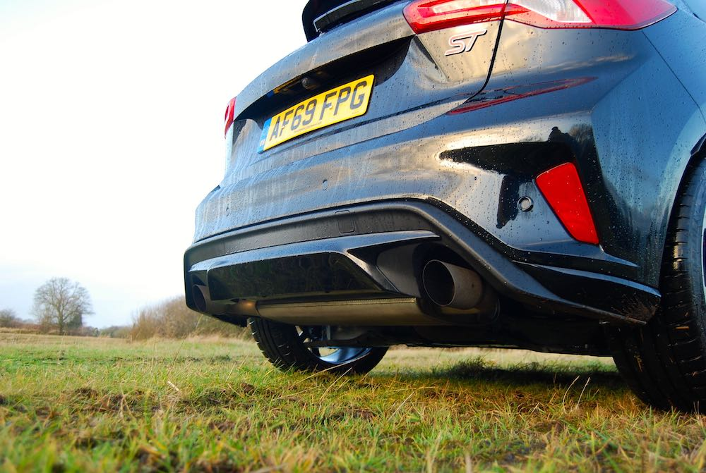 2020 ford focus st exhausts review roadtest
