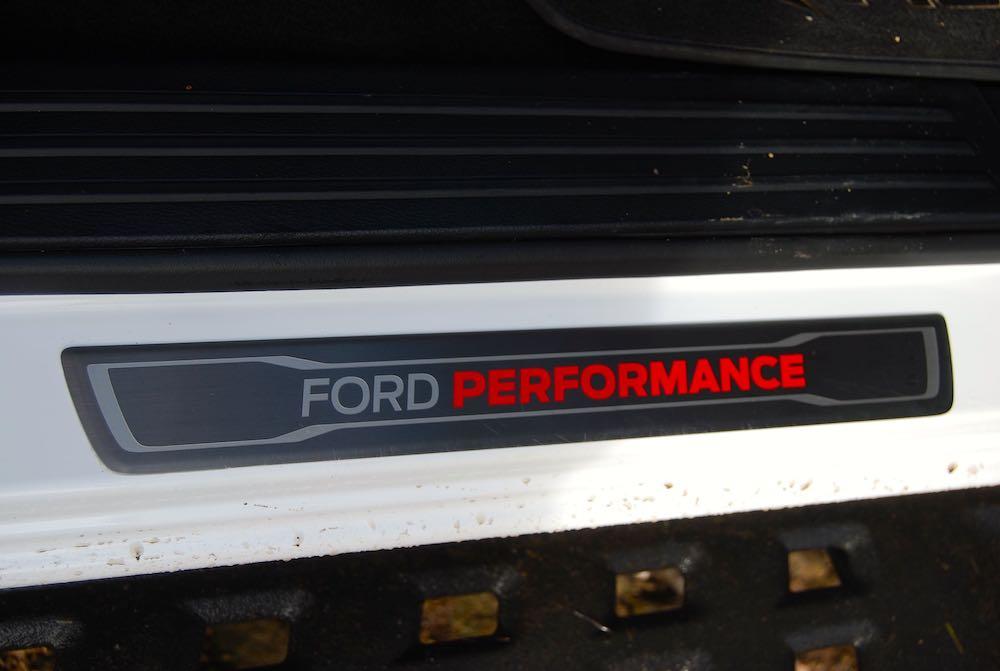 2020 ford ranger raptor side step review roadtest