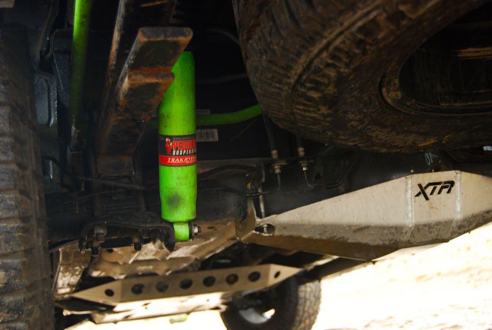 2020 isuzu dmax xtr pedders suspension rear review roadtest