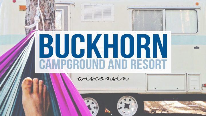 Buckhorn Campground & Resort – Necedah, Wisconsin
