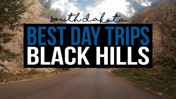 Black Hills : Best Day Trips