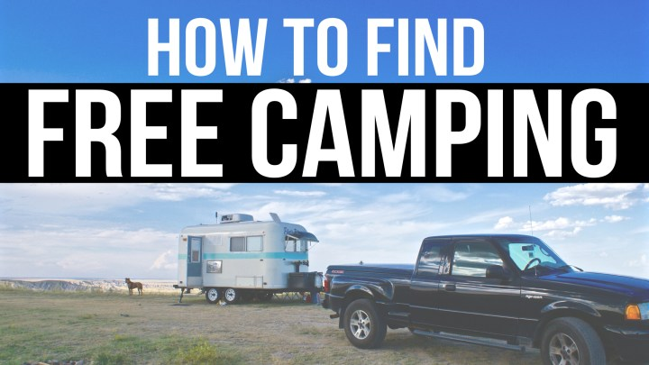 Q&A – How to Find Free Camping?