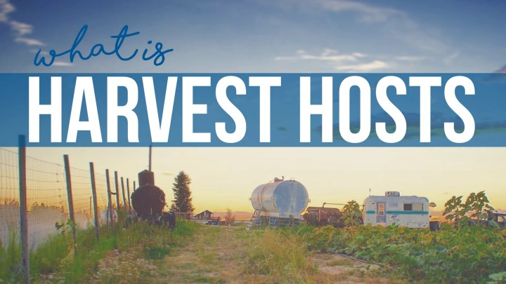 What is Harvest Hosts?