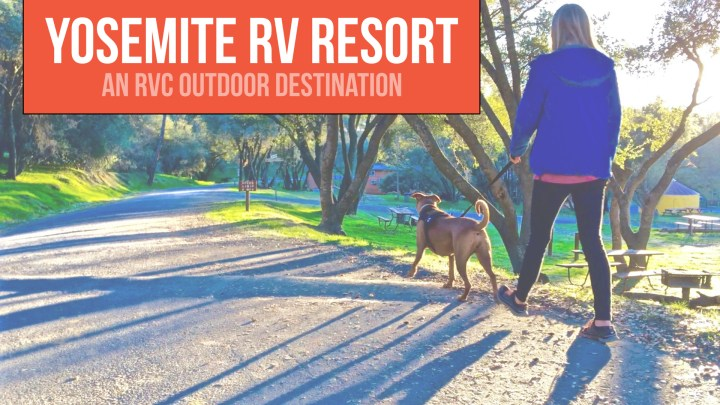 Yosemite RV Resort in Coarsegold, California