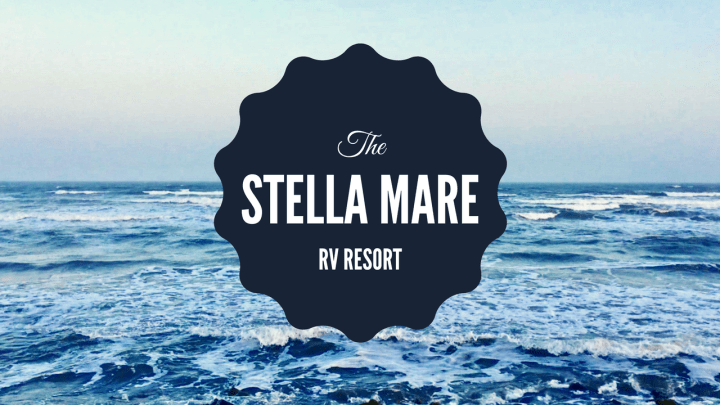 The Stella Mare RV Resort in Galveston, Texas
