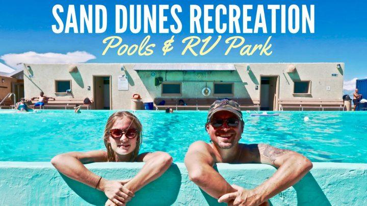 Sand Dunes Recreation Pools & RV Park // Hooper, Colorado