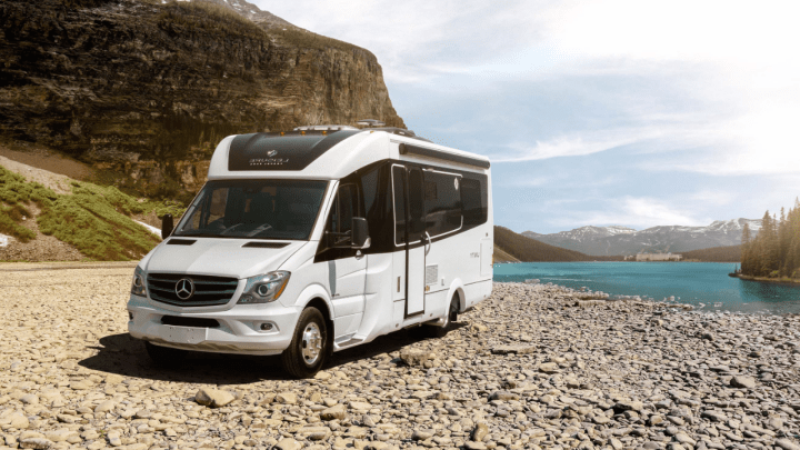 2020 Unity by Leisure Travel Vans Debuts at RVX