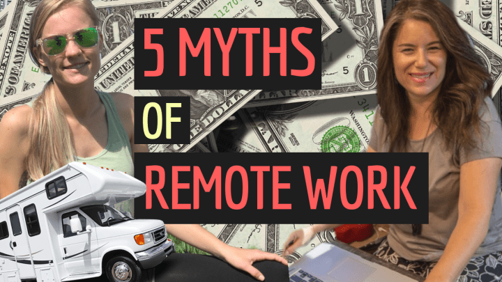 Remote Work: 5 Myths You Need to Know