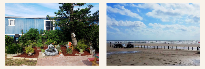 On The Beach RV Park in Port Aransas