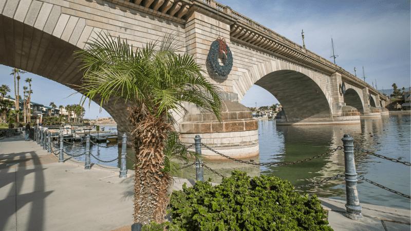 Lake Havasu's London Bridge