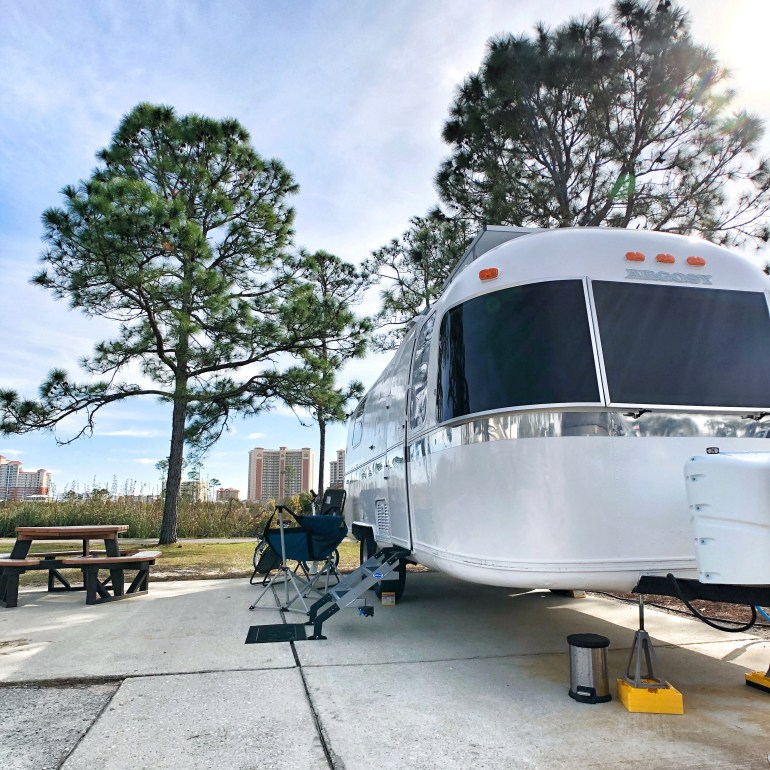 Luxury RV Resort in Gulf Shores, Alabama
