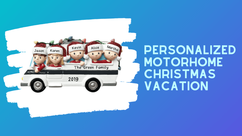 RV Ornament for Family