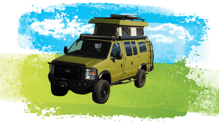 GREAT OUTDOORS: The Best RVs for Exploring America
