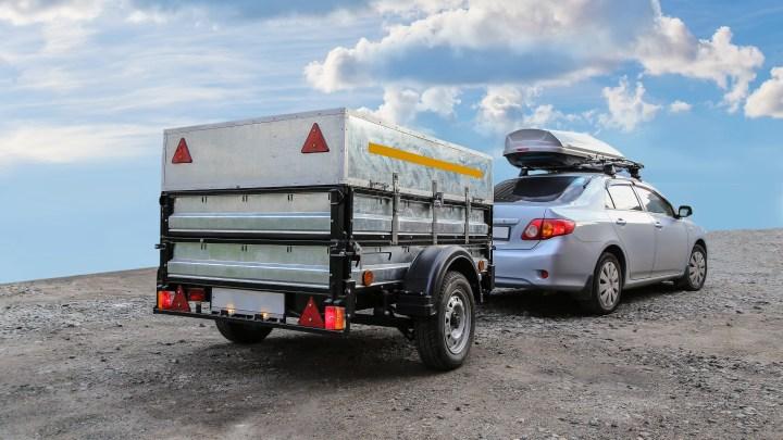 Convert Your Cargo Trailer Into an RV Camper