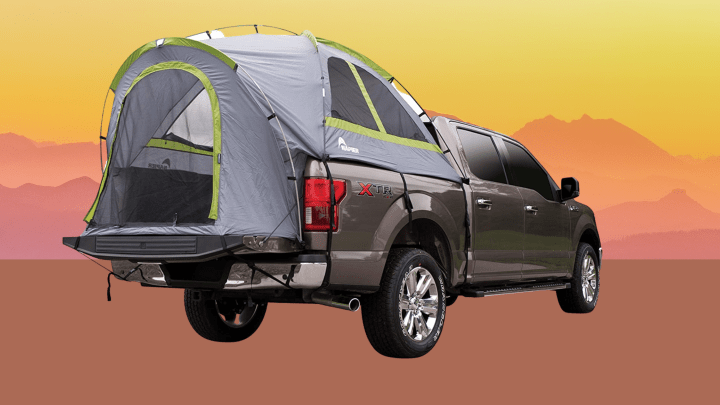 5 Best Truck Bed Tents for Camping