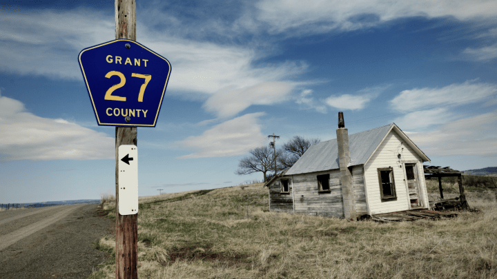 5 Must-See Ghost Towns in Oregon