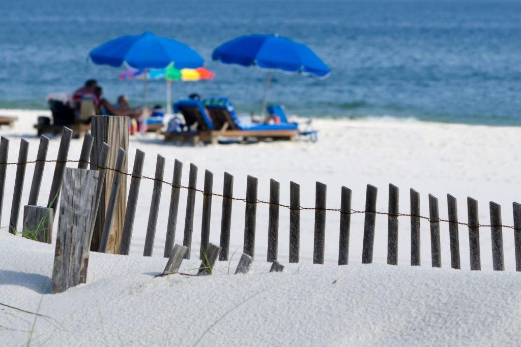 where do RVers spend winter? Gulf Shores