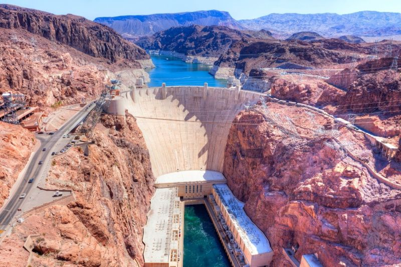 things to do in the mojave desert - hoover dam