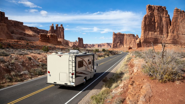 RV Fridge: Should It Stay On While Traveling?