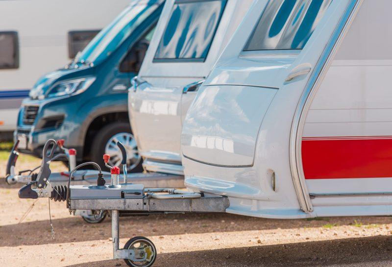 fiberglass campers leak