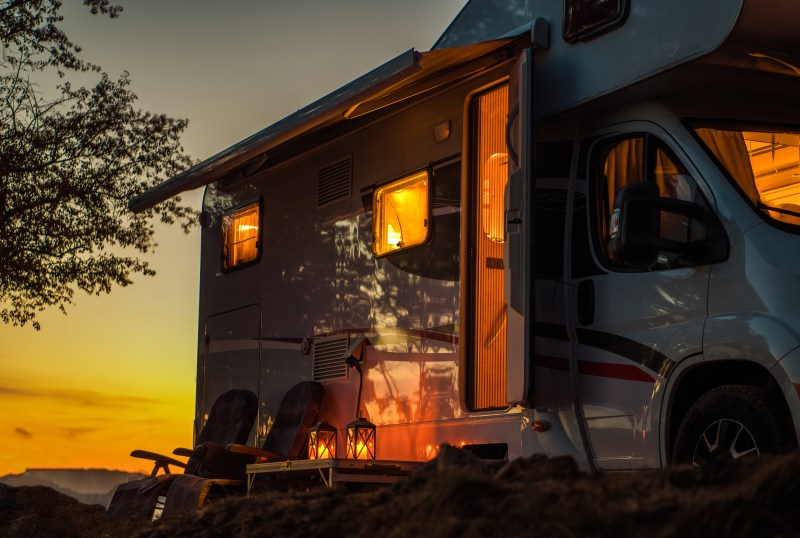 before buying your rv
