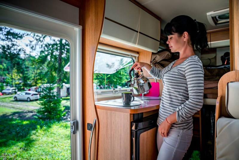 before buying your rv. full time part time rving