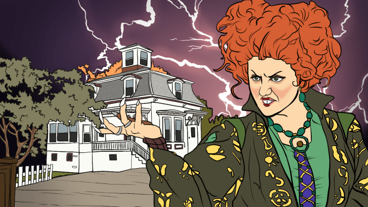 Can You Visit the 'Hocus Pocus' House This Halloween?