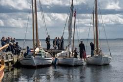 Kvaser i Dybvig Havn. Foto: Hans Christian Nielsen