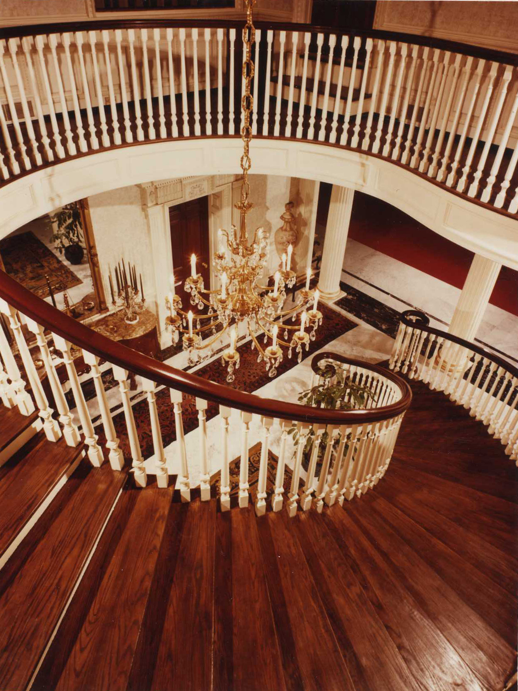 Staircases And Handrails Driwood