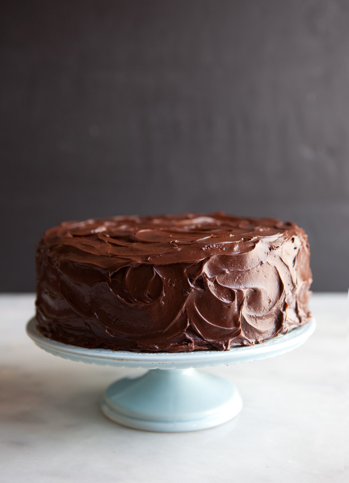 the ultimate chocolate cak