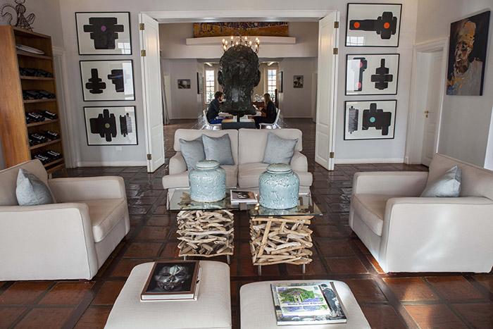 Guest House onHolden Manz Wine Estate