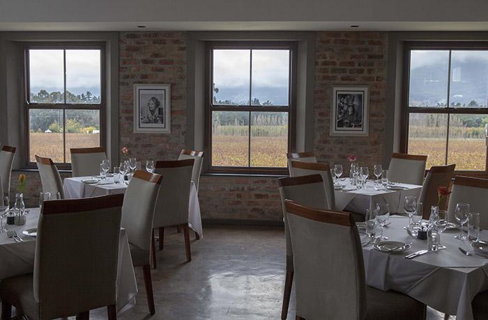 Franschhoek Kitchen, Holden Manz
