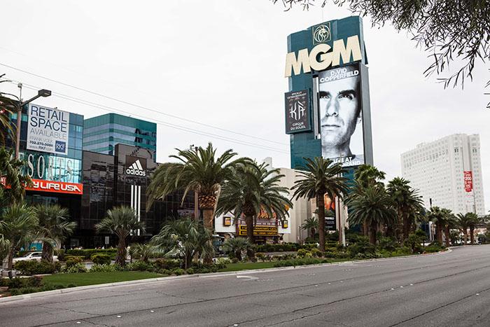 MGM Grand, The Strip, Las Vegas