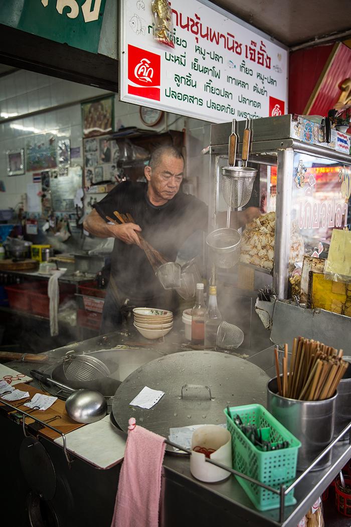 Maeklong Market,Bangkok, Thailand