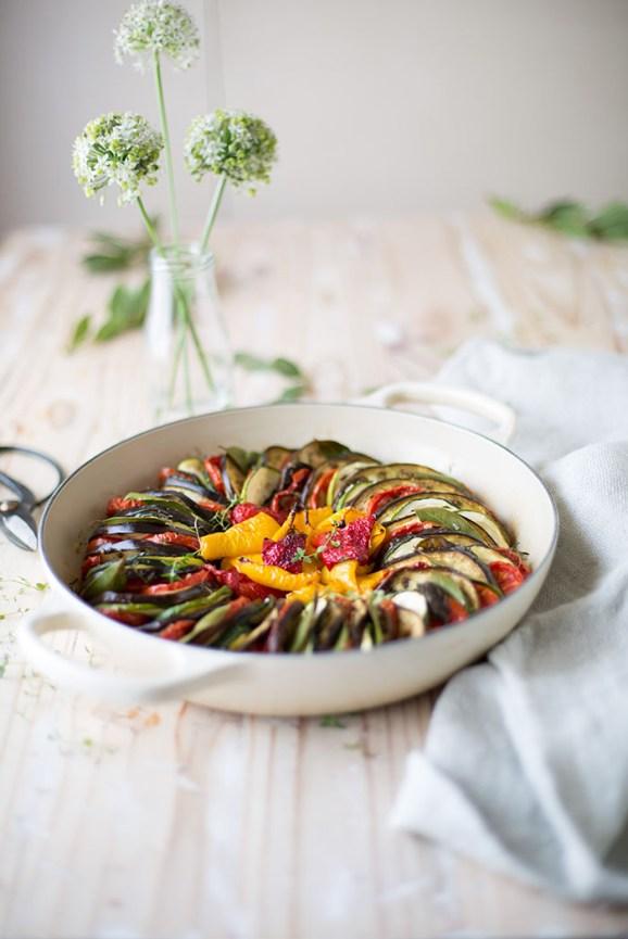 roasted vegetables provençal