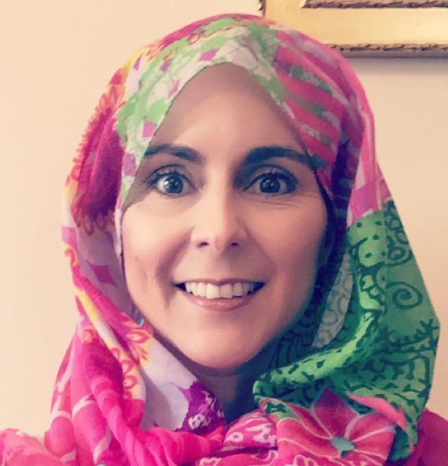 Rahma Monica Lang, M Div.