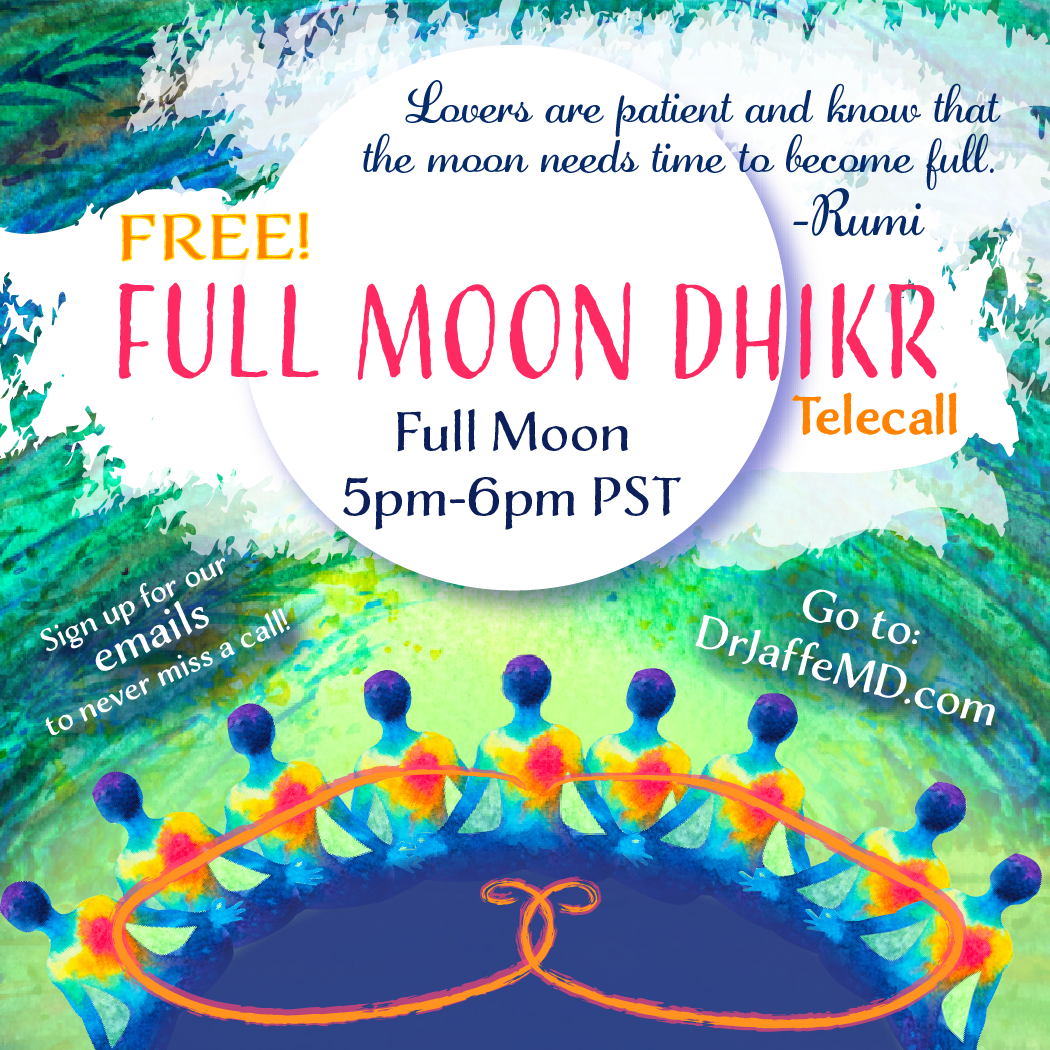 Full Moon Dhikr