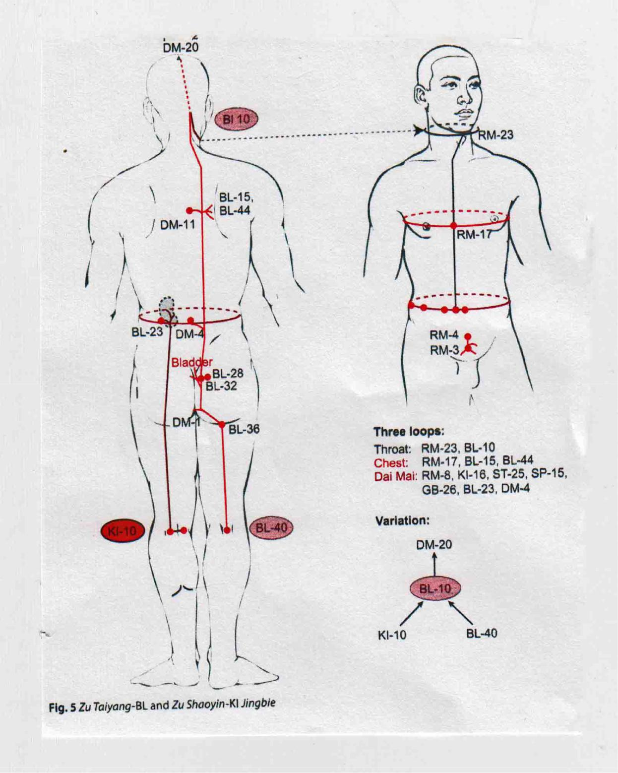 The 3 Level Acupuncture Balance Part 4