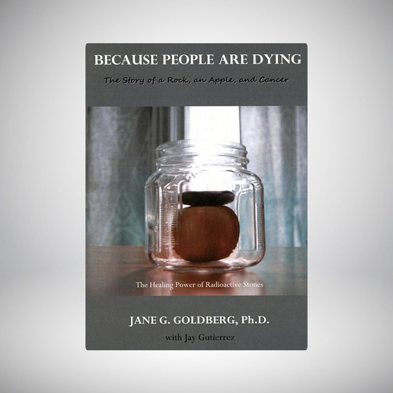 Because People are Dying: The Story of a Rock, an Apple and Cancer