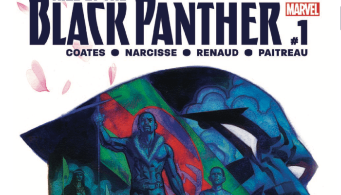 How io9's Evan Narcisse Went From Writing About Comics to Writing Rise of the Black Panther
