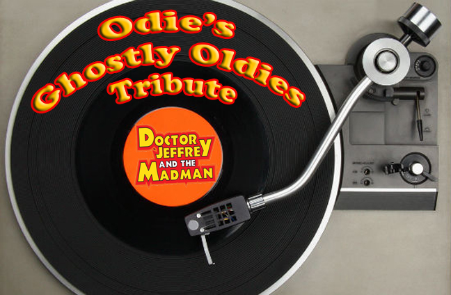 DJMM 2-2-2017 Odie's Ghostly Oldies Tribute