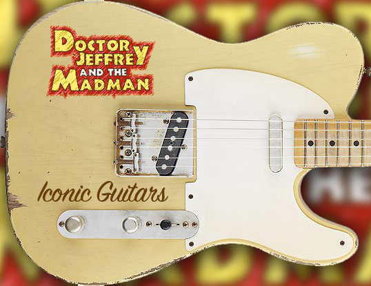 DJMM 3-1-2018 Iconic Guitars