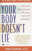 Your Body Doesn't Lie book cover
