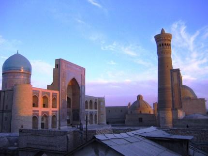 Bukhara Kolon
