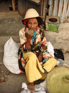 Zabid Bayt al-Faqih Market Tihama Woman